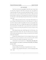 Định hướng, giải pháp thực hiện chuyển dịch cơ cấu kinh tế xã hội huyện Ninh Giang - Hải Dương đến năm 2010 - Luận văn, đồ án, đề tài tốt nghiệp