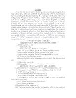 Nghiên cứu phương pháp định biên ( định mức biên chế) của công ty TNHH nhà nước một thành viên dệt 195 hà nội  chỉ ra ưu điểm, hạn chế và nêu giải pháp hoàn thiện