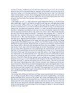 bài viết số 6 đề 1  lớp 8