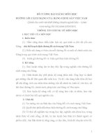 ĐỀ CƯƠNG MÔN ĐƯỜNG LỐI CÁCH MẠNG CỦA ĐẢNG CỘNG SẢN VIỆT NAM