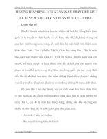 skkn PHƯƠNG PHÁP RÈN LUYỆN KỸ NĂNG VẼ, PHÂN TÍCH BIỂU ĐỒ,  BẢNG SỐ LIỆU, ĐỌC VÀ PHÂN TÍCH ATLAT ĐỊA LÍ