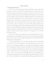Một số biện pháp giảng dạy thơ Đường trong chương trình Ngữ văn 7