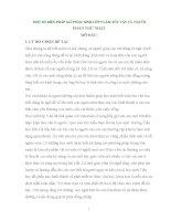 MỘT SỐ BIỆN PHÁP GIÚP HỌC SINH LỚP 5 LÀM TỐT VĂN TẢ  NGƯỜI