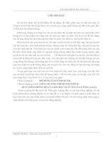 MÔ HÌNH CLIENTSERVER & VIẾT CHƯƠNG TRÌNH MÔ PHỎNG BÀI TOÁN BÃI ĐẬU XE Ô TÔ