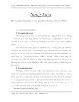 SKKN Phương pháp dùng dụng cụ trực quan trong day học môn lịch sử lớp 7