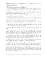 SKKN Một số biện pháp giúp học sinh làm tốt bài văn tự sự trong chương trình Ngữ văn 8 (tập 1) ở trường THCS Quỳnh Hoa