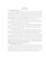 Đánh giá công tác cấp giấy chứng nhận quyền sử dụng đất trên địa bàn phường chi lăng  TP lạng sơn – tỉnh lạng sơn