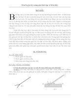 SKKN Rèn luyện kỹ năng giải bài tập về đòn bẩy trong môn Vật lý lớp 8