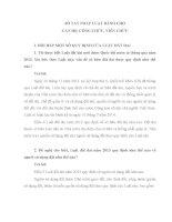SỔ TAY PHÁP LUẬT DÀNH CHO CÁN BỘ, CÔNG CHỨC, VIÊN CHỨC