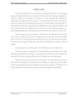 Kế toán tiêu thụ sản phẩm sách tại Công ty Cổ phần in Trần Hưng