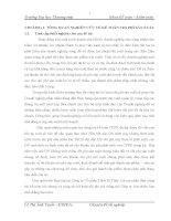 Kế toán chi phí sản xuất sản phẩm cánh van cung tại Công ty Cổ phần Thiết bị Thủy Lợi