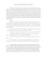 CHỦ ĐỀ 1. HÔN NHÂN VÀ GIA ĐÌNH
