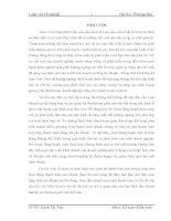 Kế toán nghiệp vụ thanh toán các khoản phải thu tại công ty TNHH Roxy Việt Nam