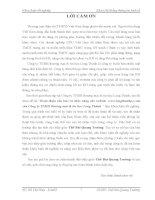 Hoàn thiện cấu trúc và chức năng cho website  www.longthanhpc.com của Công ty TNHH thương mại & tin học Long Thành