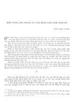 Đất nước, con người và văn minh Việt Nam thời cổ
