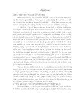 THỰC TRẠNG TÁC ĐỘNG CỦA CHÍNH SÁCH TIỀN TỆ ĐẾN HOẠT ĐỘNG NHẬP KHẨU VÀ PHÂN PHỐI PHỤ TÙNG SỬA CHỮA Ô TÔ