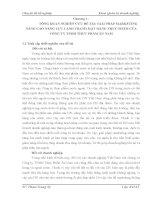 GIẢI PHÁP MARKETING NÂNG CAO NĂNG LỰC CẠNH TRANH MẶT HÀNG THỰC PHẨM CỦA CÔNG TY TNHH THỰC PHẨM ÂN NAM