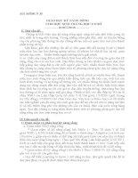 MÃ MÔĐUN 35 GIÁO DỤC KỸ NĂNG SỐNG CHO HỌC SINH TRUNG HỌC CƠ SỞ