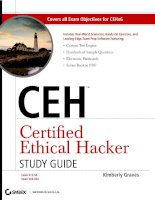 CEH Review Questions