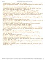 Những câu nói bất hủ hay nhất trong truyện tranh conan