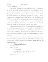 ĐỀ TÀI: Các phương pháp giải  bài toán xác suất lớp 11