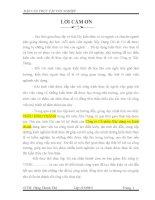 BÁO CÁO THỰC TẬP XÂY DỰNG CÔNG TRÌNH NHÀ PHỐ