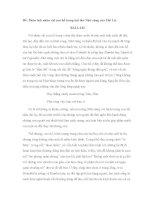 Phân tích hình tượng con hổ trong bài thơ Nhớ rừng của Thế Lữ