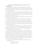 Phân tích bài thơ Ánh trăng của Nguyễn Duy