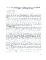 SKKN MỘT SỐ BIỆN PHÁP GIÚP TRẺ MẪU GIÁO 3 ĐẾN 4 TUỔI TÍCH CỰC THAM GIA HOẠT ĐỘNG ÂM NHẠC
