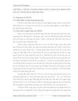 THỰC TRẠNG HUY ĐỘNG TIỀN GỬI  TẠI  NGÂN HÀNG THƯƠNG MẠI CỔ PHẦN QUỐC TẾ VIB – CHI NHÁNH HÀ ĐÔNG