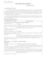Giáo án điện tử ngữ văn khối 10 nâng cao