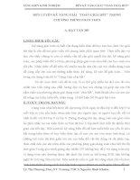 """SKKN RÈN LUYỆN KỸ NĂNG GIẢI  """"TOÁN CHIA HẾT"""" TRONG CHƯƠNG TRÌNH TOÁN THCS"""