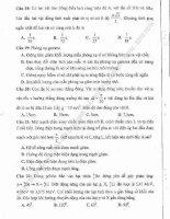 Cẩm nang ôn luyện thi Đại học, Cao đẳng môn Vật Lý (Tập 2) – Nguyễn Anh Vinh.phần 5