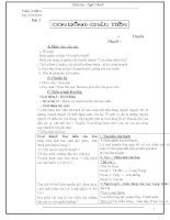 Giáo án điện tử ngữ văn 6 (Full)
