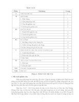 Đề tài Vận dụng phương pháp phân tích đi lên hướng dẫn học sinh giải toán hình học lớp 9