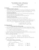 Chuyên đề bồi dưỡng học sinh giỏi vật lý 8(phần cơ học)