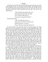 Cảm nhận của em về bài thơ -Rằm tháng Giêng- của Hồ Chí Minh
