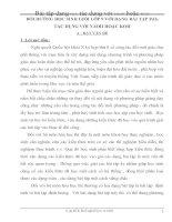 SKKN BỒI DƯỠNG HỌC SINH GIỎI LỚP 9 VỚI DẠNG BÀI TẬP P2O5  TÁC DỤNG VỚI NAOH HOẶC KOH