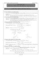 tổng hợp tài liệu hình học lớp 10