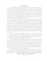 SKKN  MỘT SỐ PHƯƠNG TRÌNH QUY VỀ PHƯƠNG TRÌNH BẬC 2