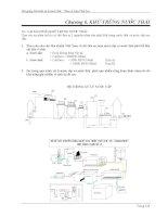 Bài giảng kỹ thuật xử lý nước thải chương 6   khử trùng nước thải