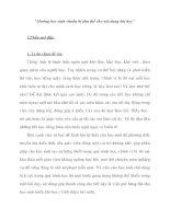 SKKN Hướng học sinh chuẩn bị tâm thế cho nội dung bài học Tiếng Anh