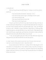 SKKN CÁCH NHẬN DẠNG BÀI TẬP CỦA HỌC SINH KHI HỌC CÁC QUY LUẬT DI TRUYỀN Ở LỚP 11 TRƯỜNG THPT