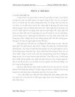 """Các hình thức ngôn ngữ thể hiện ý nghĩa nghi vấn trong sách giáo khoa Tiếng Việt tiểu học"""" (Trên cơ sở ngữ liệu là các bài đọc từ lớp 1 đến lớp 5)_Khóa luận tốt nghiệp lớp QLGDTH"""