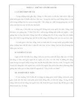 SKKN Dạy viết Tiếng Anh cho học sinh