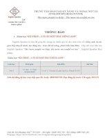 QUÀ TẶNG KHÓA TIẾNG ANH GIAO TIẾP -  ENGLISH SPEAKER CENTER
