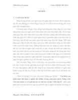 Tìm hiểu các hình thức thể hiện ý nghĩa cầu khiến trong sách giáo khoa Tiếng Việt Tiểu học (trên cơ sở ngữ liệu là các bài đọc từ lớp 1 đến lớp 5)_Khóa luận tốt nghiệp khoa GDTH