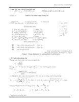 ĐỒ án môn học CHI TIẾT máy TÍNH TOÁN THIẾT kế bộ TRUYỀN ĐAI hộp GIẢM tốc PHÂN đôi cấp NHANH, f= 9000n, v=0,45, d=320mm