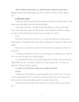 ĐỀ CƯƠNG PHÂN HÓA VÀ BÌNH ĐẲNG TRONG GIÁO DỤC
