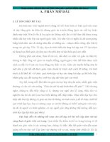 Soạn giảng  tiết trả bài viết Tập Làm văn - một số điểm cần lưu ý